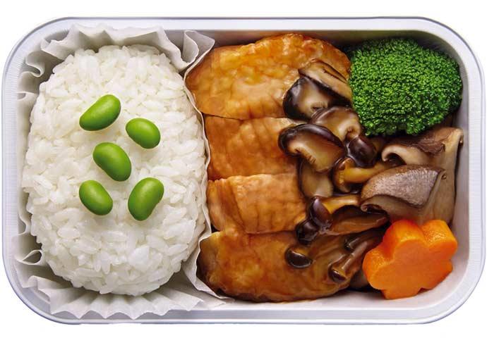Chicken Teriyaki with Mushroom Sauce