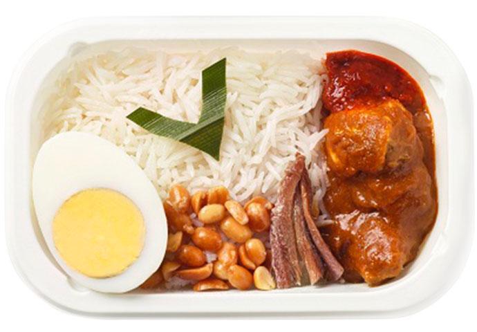 Pak Nasser's Nasi Lemak