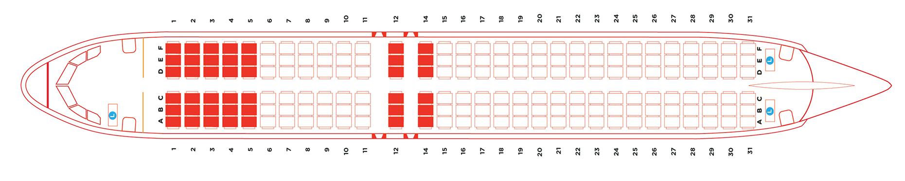 エアバス A320-CEO: Aタイプ