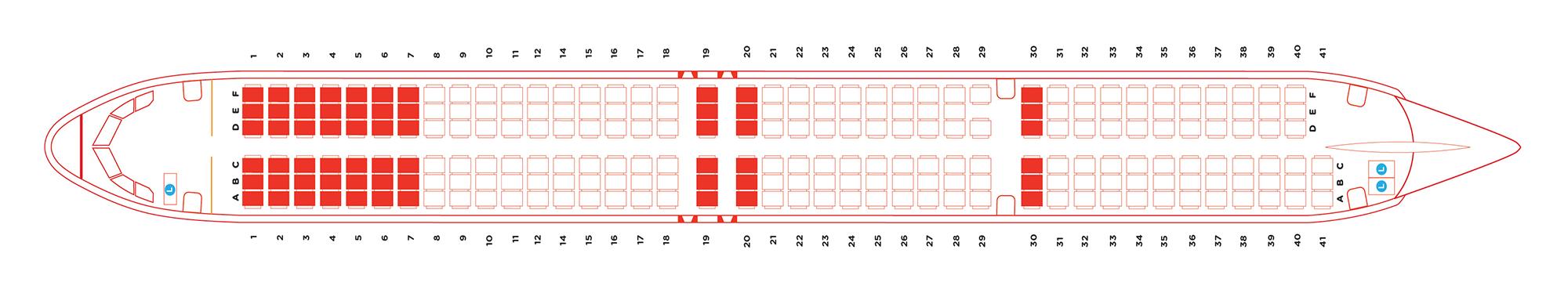 エアバス A321-NEO: Dタイプ