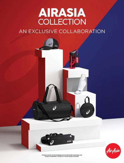 Katalog Produk AirAsia for AK flight