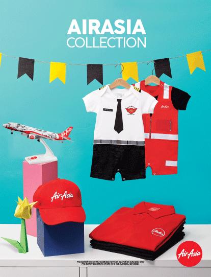 Katalog Produk AirAsia for I5 flight