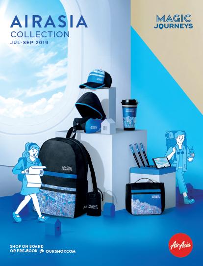 Katalog Produk AirAsia for Z2 flight
