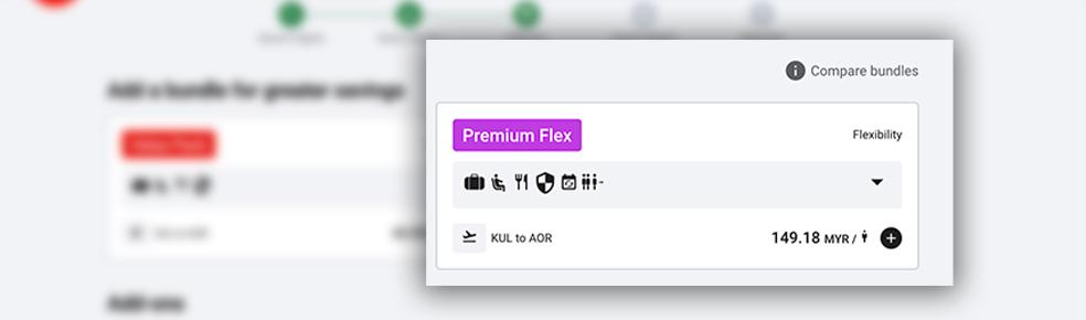 Premium Flex screenshot