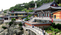 Book and travel to Busan with cheapest flights