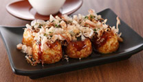 Book cheapest flights to Osaka and visit Osaka Takoyaki Museum