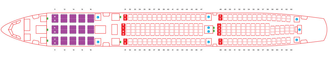 Seat Options Hot Seats Standard Seats Twin Seats Airasia