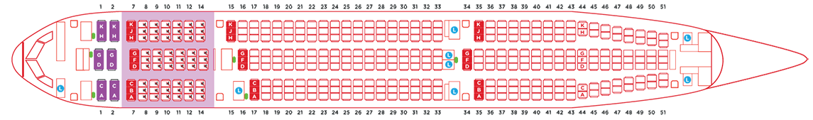 Phenomenal Seat Options Hot Seats Standard Seats Twin Seats Airasia Bralicious Painted Fabric Chair Ideas Braliciousco
