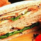 总汇三明治
