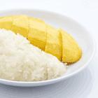 充满热带风味的芒果糯米饭