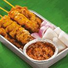 Chicken Satay (5 sticks)