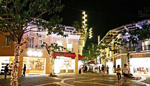 Shopping in Bandung