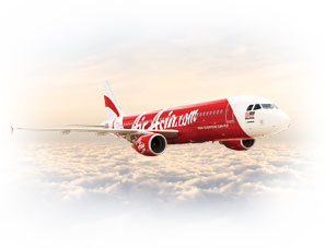 AirAsia Airbus 320