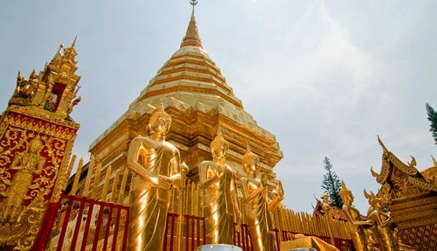 Chiang Mai, Wat Phratat Doi Suthep