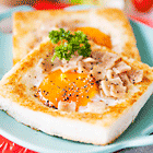 Egg-In-The-Hole Toast