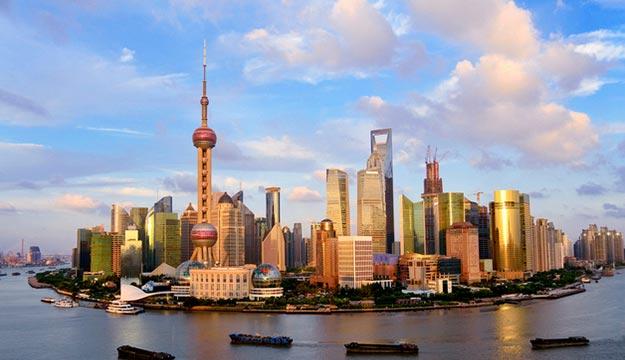 go to Shanghai via Hangzhou