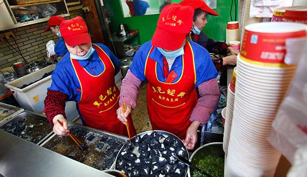 Hunan cuisine, Changsha