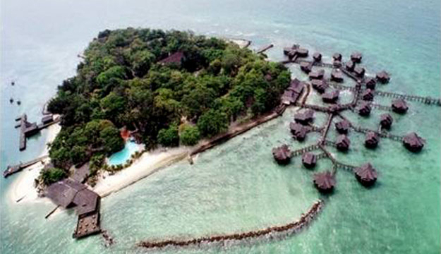 Kepulauan Seribu (Thousand Islands)