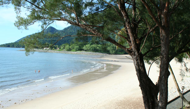Damai Beach