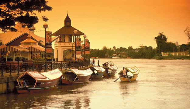 Kuching Waterfront