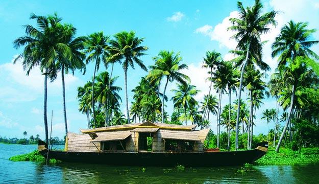 喀拉拉邦回水