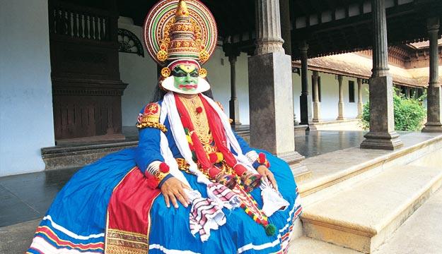 喀拉拉邦卡塔卡利舞剧中心