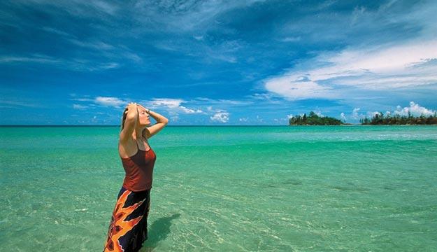 Kota Kinabalu, Manukan Island