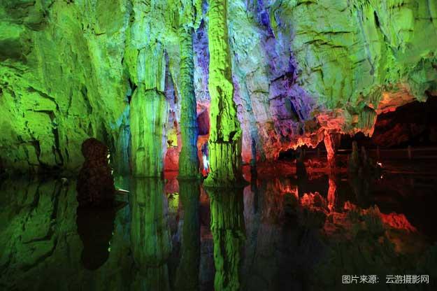 Jiuxiang Scenic Area