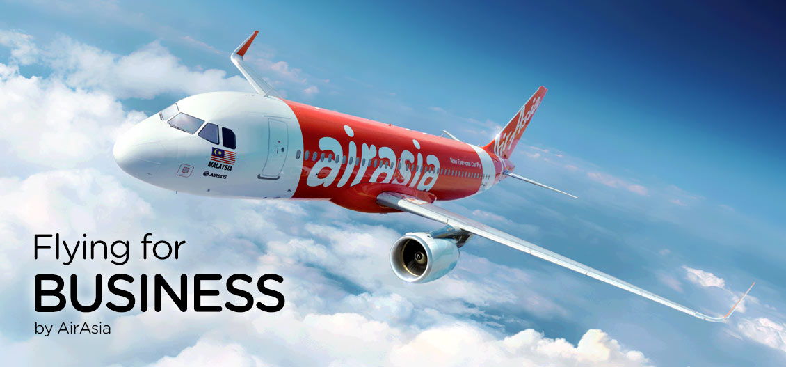 Flying for Business by AirAsia