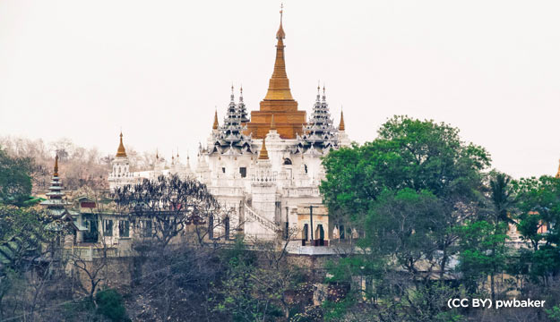 Mandalay Hill
