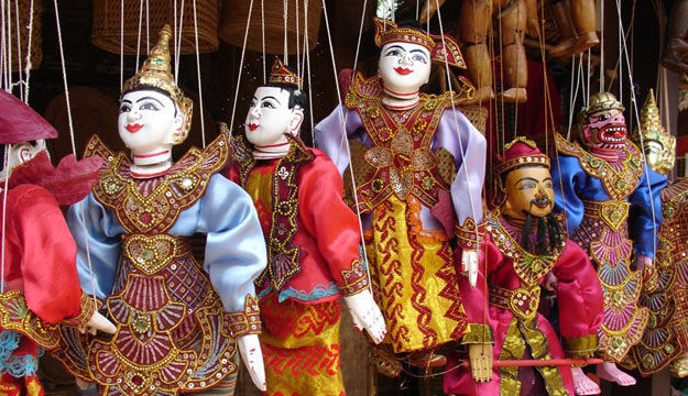 Mandalay Marionettes Theatre