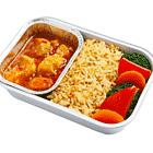 麵豉雞蒜頭飯