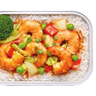 Sweet and Sour Sambal Shrimp
