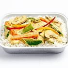 咖哩蔬菜飯