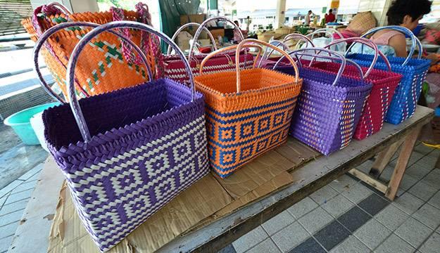达睦姆希峇市集