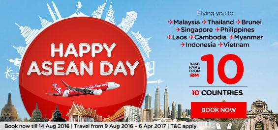 AirAsia Asean Day