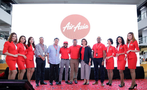AirAsia Berhad announces senior leadership changes