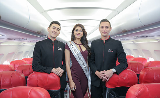 AirAsia Awarded The Most Influential Airline