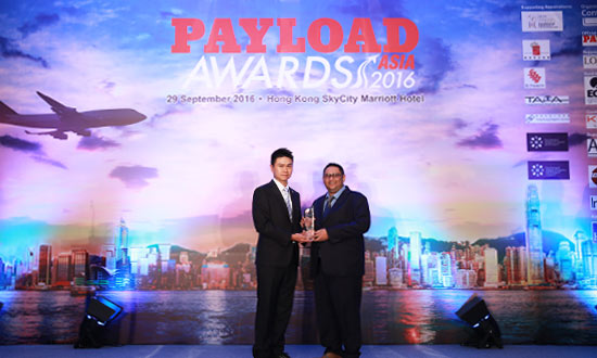 AirAsia clinched Low Cost Carrier of the Year titles at the Payload Awards Asia 2016