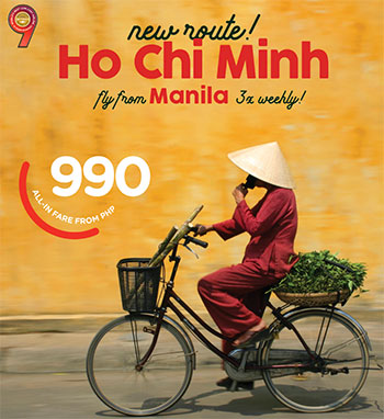 AirAsia to fly Manila - Ho Chi Minh City in November