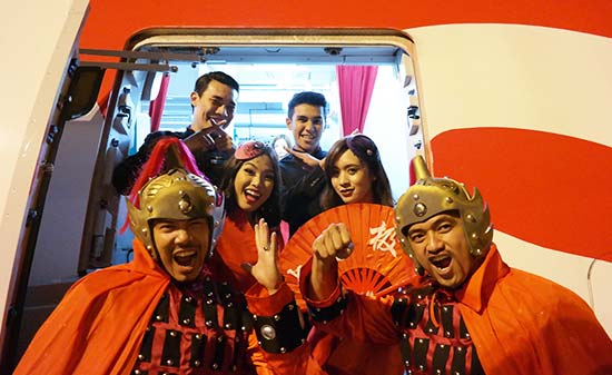 AirAsia-X-celebrates-direct-flights-to-Wuhan