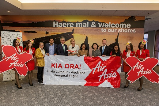 airasia-x-marks-its-presence-in-new-zealand-with-its-inaugural-flight-from-kuala-lumpur-to-auckland