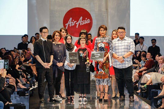 Asean takes the stage at the AirAsia Runway Ready Designer Search 2017 Grand Finale
