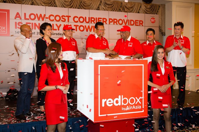 Airasia launches redbox the new low cost courier in town - Vietnam airlines kuala lumpur office ...