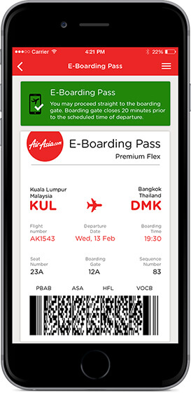 Grab our low fares on-the-go! | AirAsia Mobile App | AirAsia