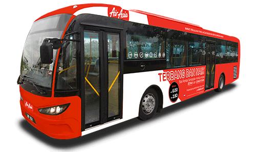 AirAsia Cross-Border Bus Service