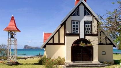 Church at Cap Malheureux