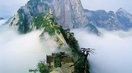Hua Shan, Xian
