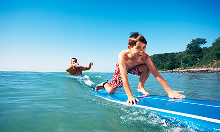 Learn to Surf classes