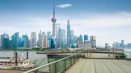 Oriental Pearl TV Tower, Shanghai